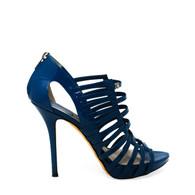 Christian Dior Teal Heels