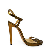 Jimmy Choo Gold Heel