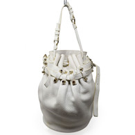 "Alexander Wang White ""Diego"" Purse"