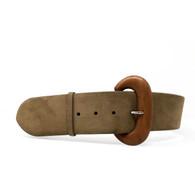 Ralph Lauren Suede Belt