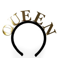 "Dolce & Gabbana ""Queen"" Headband"