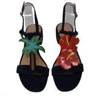 J. Crew Tropical Sandals