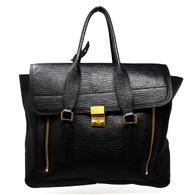 Phillip Lim Black Pashli Handbag