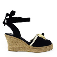 Chanel Espadrille Wedge