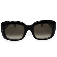 Céline Black Square Sunglasses