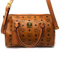 MCM Boston Crossbody