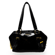 Prada Black Patent Purse