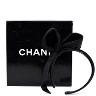 Chanel Bow Headband