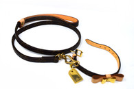 Louis Vuitton Leash and Collar