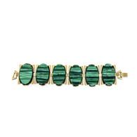 C&J Green Bracelet