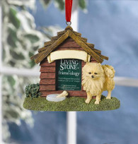 Pomeranian Personalised Magnet/Decoration