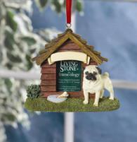 Pug Personalised Magent/Decoration