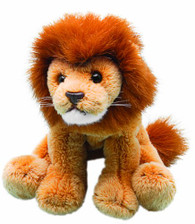 Yomiko 12016-Sitting Lion 12.7cm
