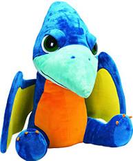 Suki Gifts International Soft Toy (Small, Pterodactyl Dino)