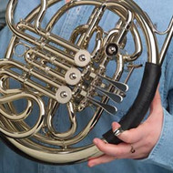 Yamaha Leather French Horn Hand Guard YAC 1545P