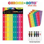 ChromaNotes Stick-Ons