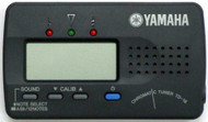 Yamaha TD-18BK Chromatic Tuner - Black