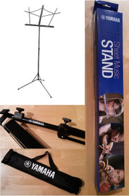 Yamaha Lightweight Folding Sheet Music Stand MS 1000