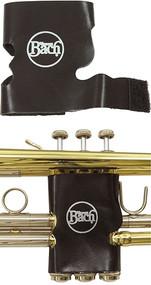 Bach Trumpet Valve Guard Velcro Black 8311BV