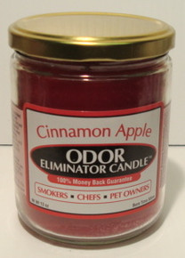 Cinnamon Apple Odor Eliminator Candle