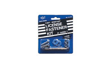 Chrome Plated Fastener Kit