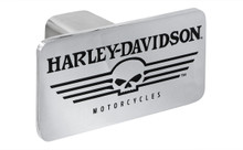 Harley-Davidson® Trailer Hitch Cover Plug