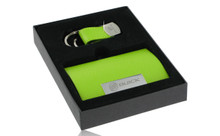 Buick Green Buiness Card & Credit Card Holder & Key Chain Set