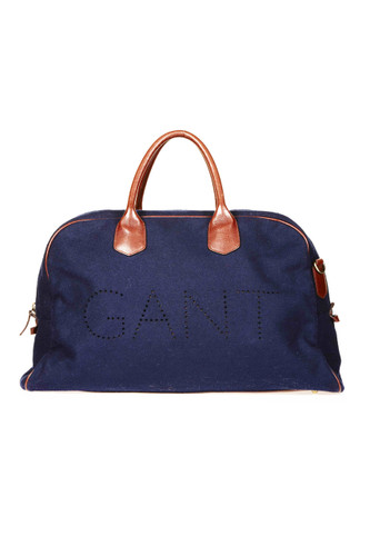 [Sample] GANT, red duffle