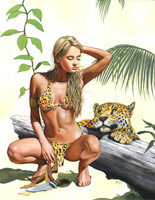 Jungle Fever by Ed Lloyd Gragg
