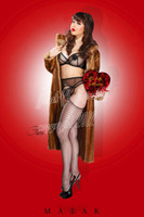 Claire Sinclair - Be My Valentine Claire Print Malak
