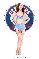 Wings of Angels Gina Print Proceeds Donated to Pin-Ups for Vets