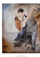 Spirit of the Tango Print Ray Leaning