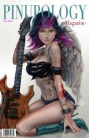 Holly Rock Angel