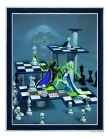 Stalemate Print image