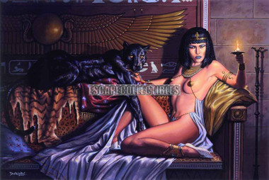 Cleopatra Dorian Cleavenger Print Image