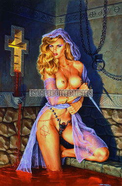 The Confessional Dorian Cleavenger Print Image