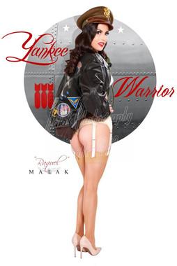 Raquel Pomplun Yankee Warrior