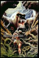 Cavewoman Killer Klyde