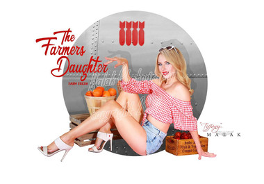 Tiffany Toth Farmers Daughter