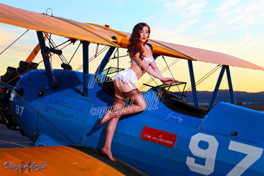 Jessie on the Wing by Michael Malak