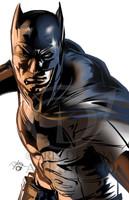 Batman by Cris Delara