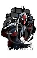 Spiderman by Cris Delara