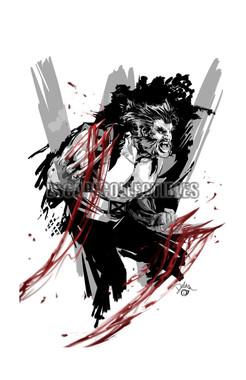 Wolverine by Cris Delara