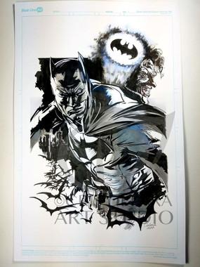 Batman Cris Delara