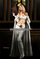 Arturo Louga White Queen