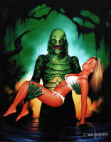 Dave Nestler Creature from the Black Lagoon