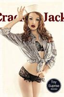"WWII ""Cracker Jack"" Michael Malak Cheesecake Pin Up Giclee Print 11X17"