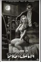 Frankenstein & Wolfman 11X17 Print Carlos Valenzuela