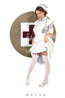 Nurse Melissa WWII Nose Art Cheesecake Pin Up Giclee Malak