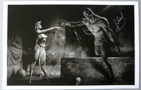 The Mummy Rises Vintage Style Print 11X17 Carlos Valenzuela